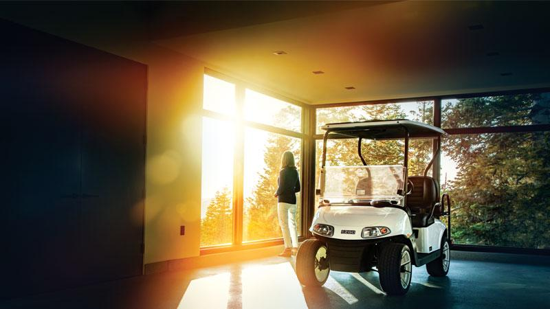ELiTE Lithium Electric Golf Cart Charging