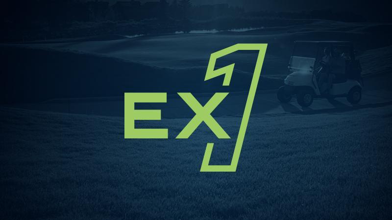 E-Z-GO EX1 Gas Golf Cart