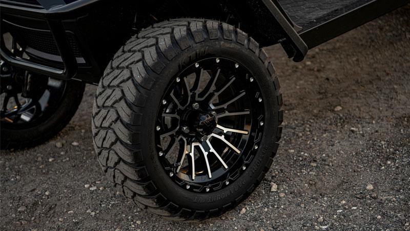 EZGO Express L6 Tire and Wheel accessories