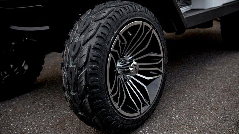 EZGO Express S4 Tires and Wheels Accessories
