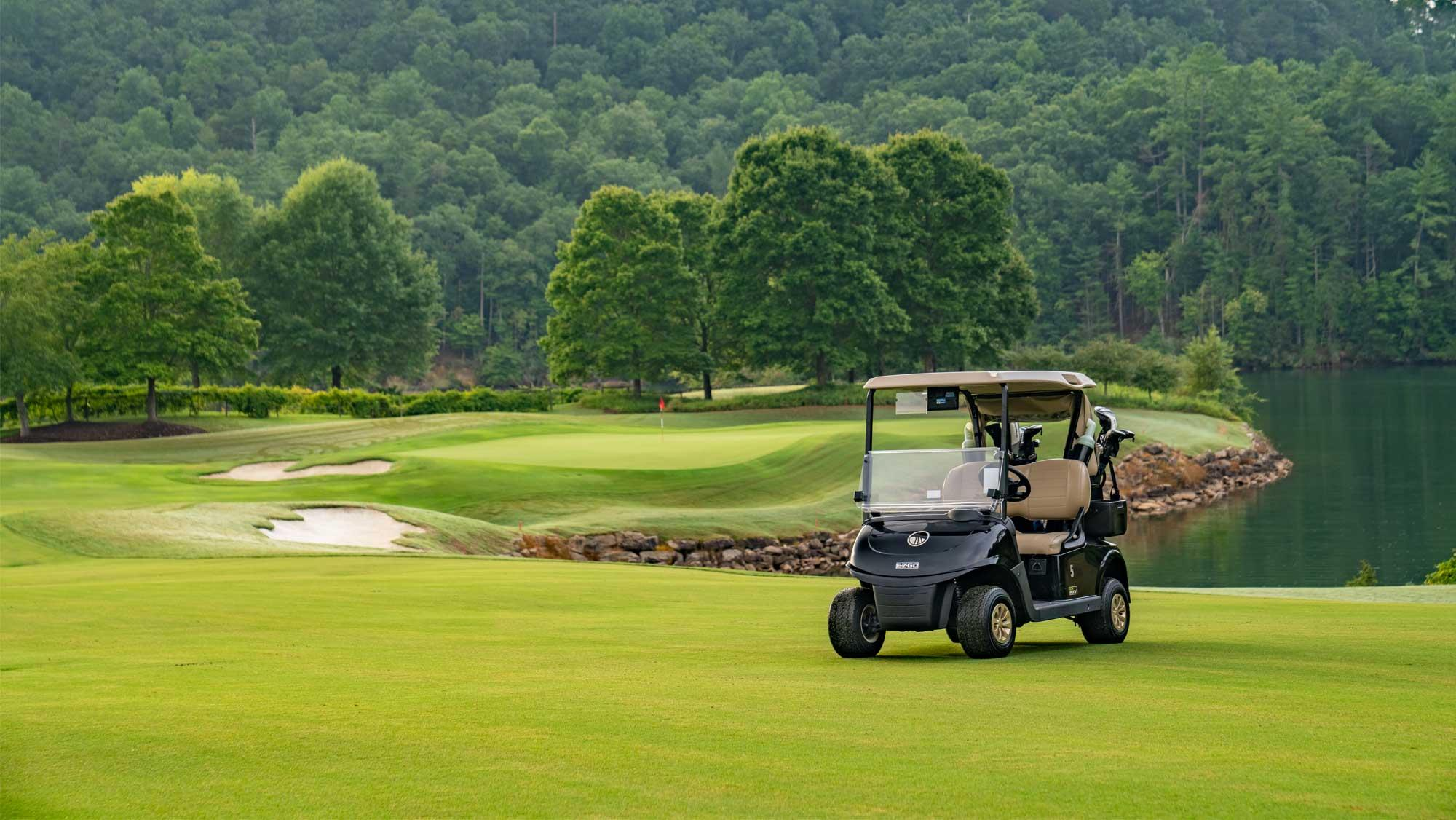 EZGO Textron Fleet Management