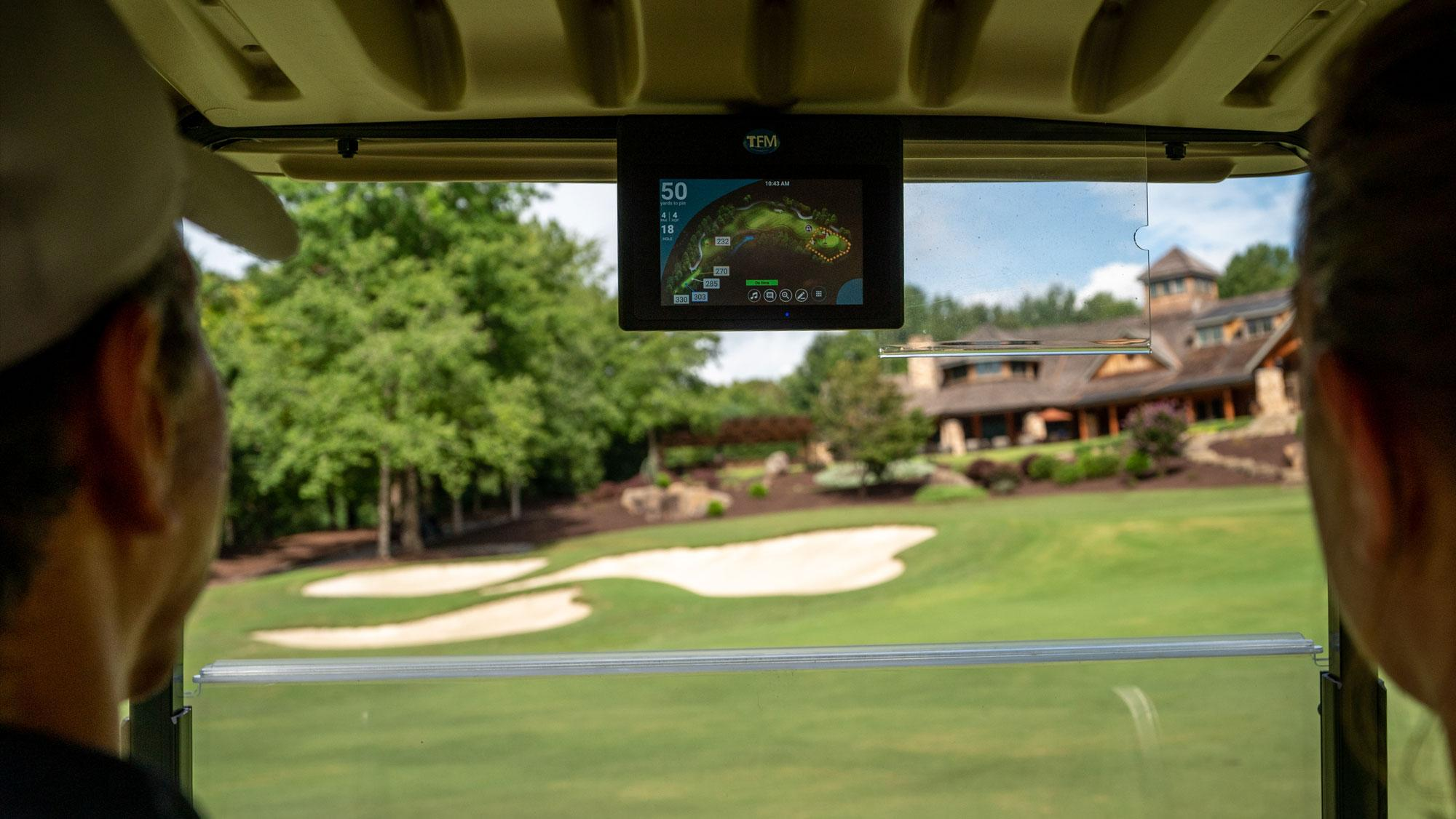 EZGO Golf Carts Textron Fleet Management