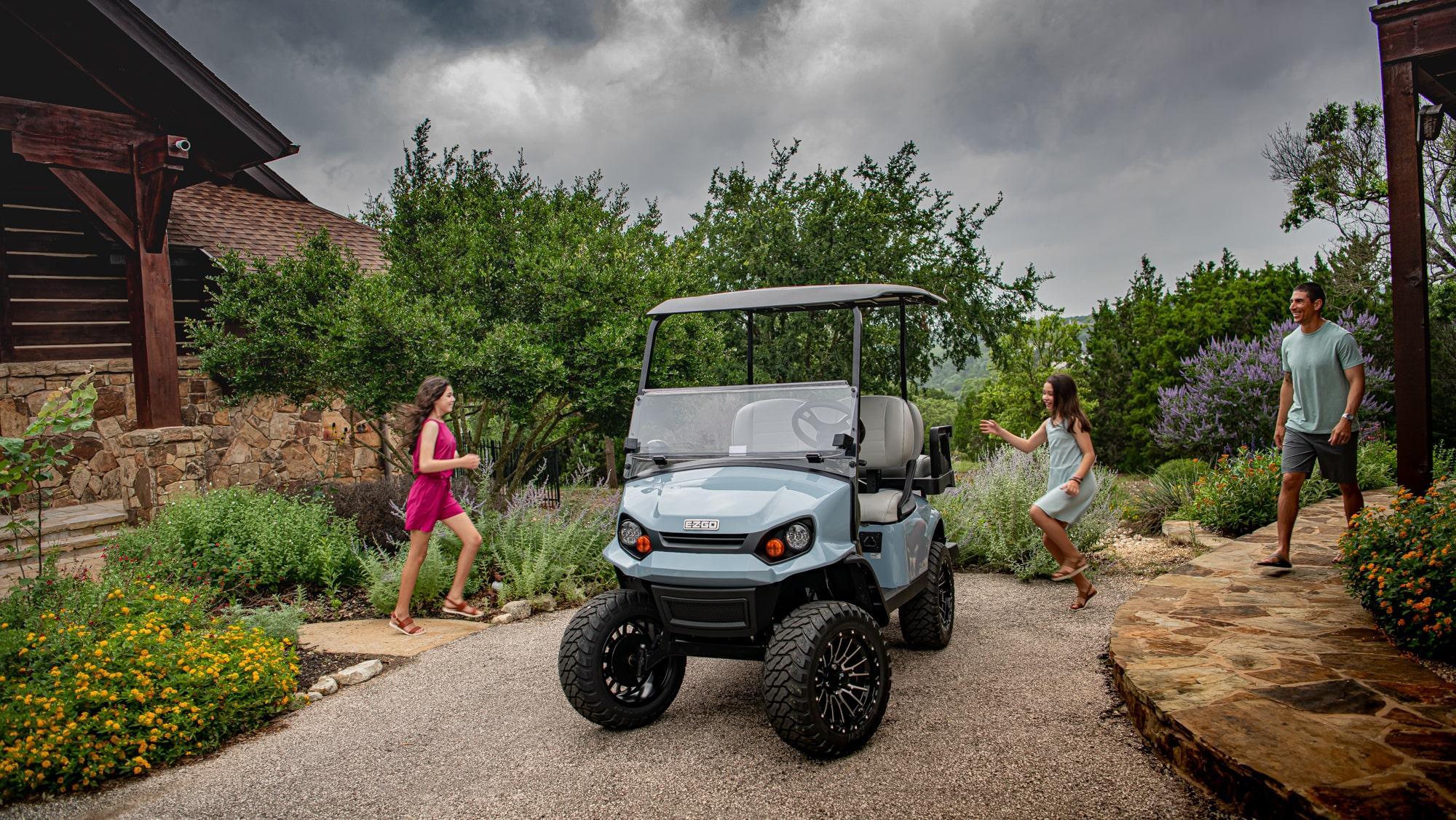 EZGO Dealer To Driveway golf cart purchasing program