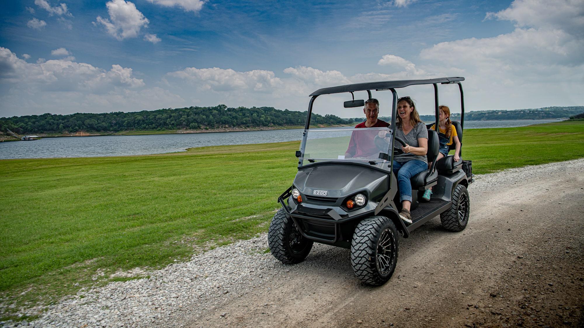 Become an EZGO golf cart dealer