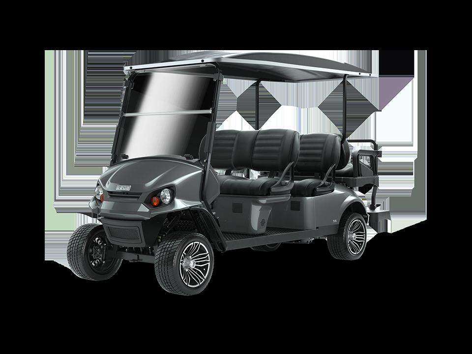 EZGO Express S6 6 passenger Golf Cart