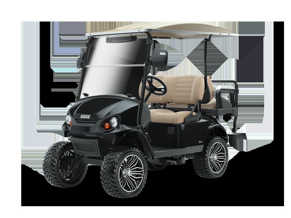 E-Z-GO S4 4 Passenger Golf Cart