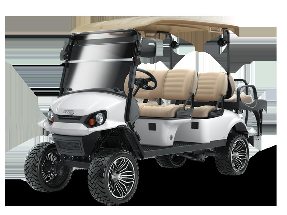 EZGO Express L6 Personal Golf Cart