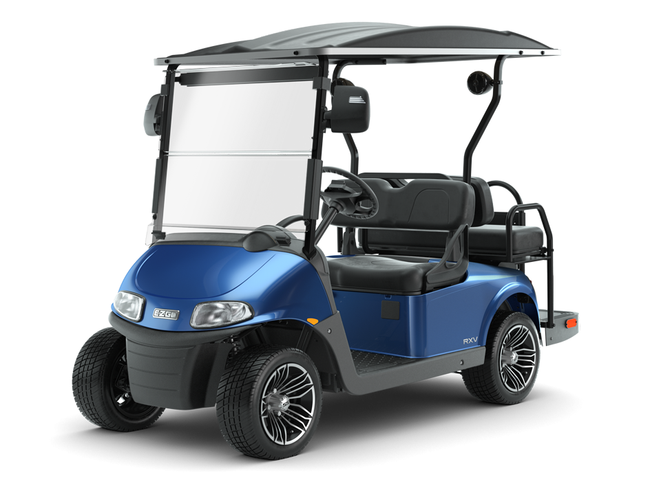 EZGO Freedom RXV Personal Golf Cart