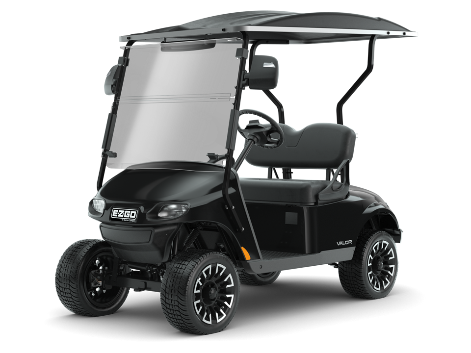 EZGO Valor Personal Golf Carts
